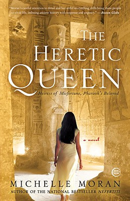 The Heretic Queen By Moran, Michelle
